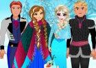 Elsa ve Anna oyununu oyna