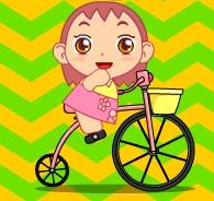 Ayşe ve Bisikleti oyununu oyna