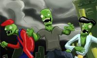 Asker vs Zombiler oyununu oyna