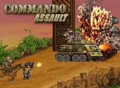 Komando Saldırısı oyununu oyna