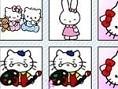 Hello Kitty Yapboz oyununu oyna