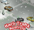 Karda Trafik oyununu oyna