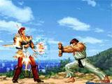 King of Fighters oyununu oyna