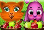 Meyva Bulma oyununu oyna