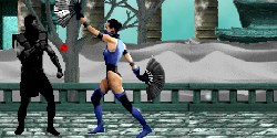 Mortal Kombat oyununu oyna