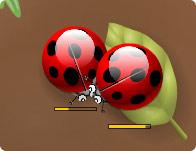 Uğur Böceği oyununu oyna