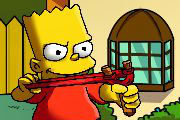 Yaramaz Simpson oyununu oyna